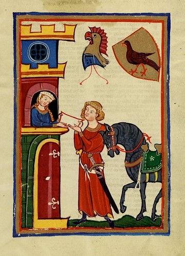 020- Von Stamheim-Codex Manesse