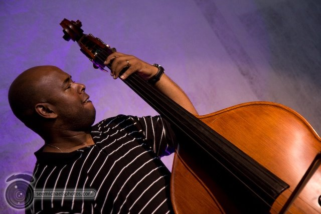 Christian McBride at the Tango Del Rey 62209© Michael Klayman-032