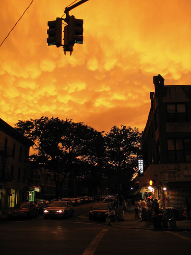 Weird Sky, Sunset Park