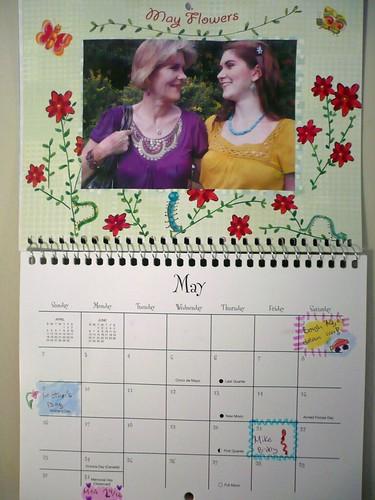 Calendar - May (2)