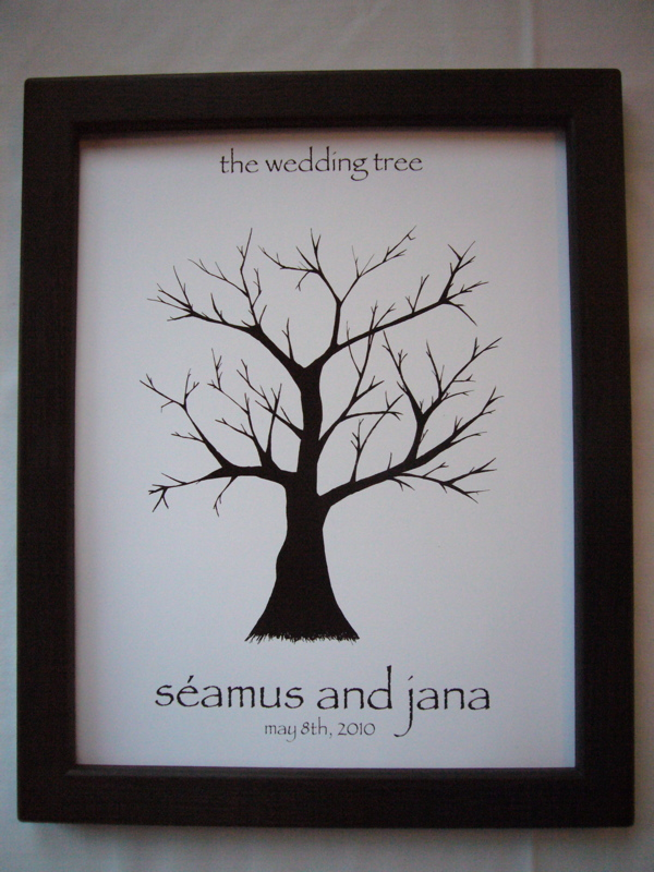 Wedding Tree