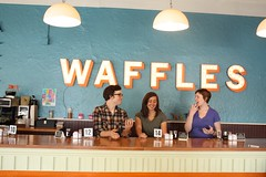 Thumbnail image for The Waffle Shop and the Conflict in their Kitchen