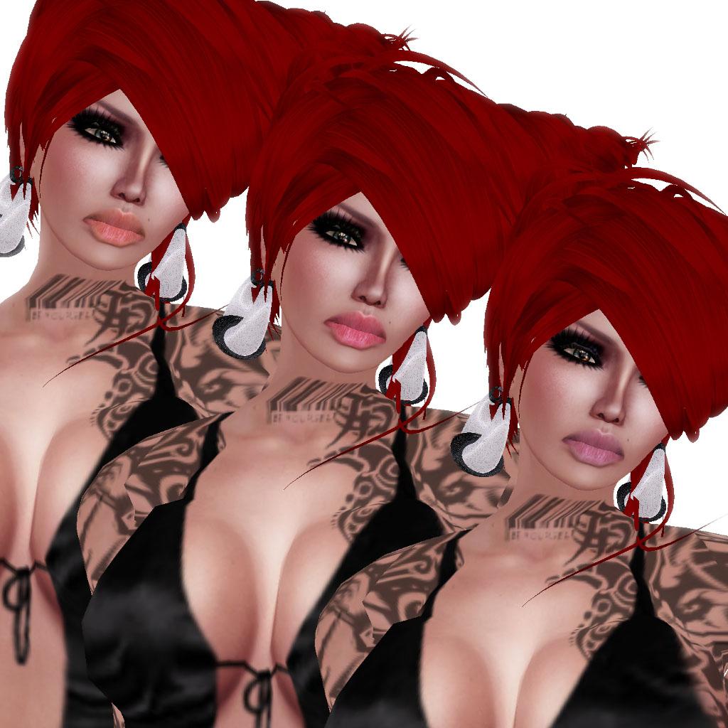 GARAGE Sheryl skin - ton3