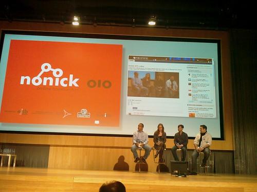EOI - Estuvimos en el NONICK, Bilbao