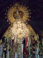 Ntra. Sra. de la Esperanza La Macarena de Manila (Fr. Aloy) (dennisraymondm1) Tags: virgen macarena