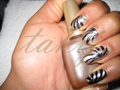 Milani Tricky Treat Nail Art
