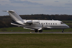 G-HARK - 5646 - Private - Canadair CL-600-2B16 Challenger 604 - Luton - 100413 - Steven Gray - IMG_9861