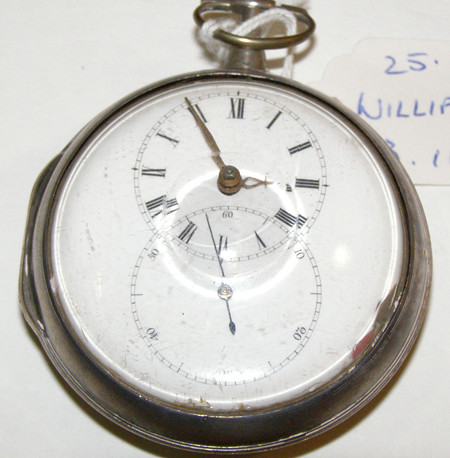 Pocket watch, 1798