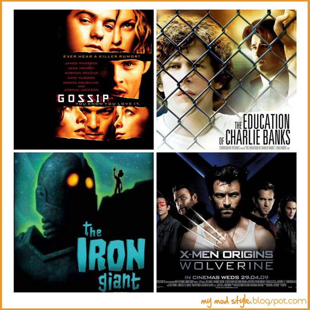 4 movies #2