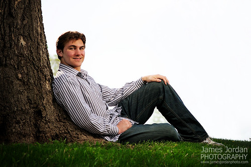 John - Senior Portraits