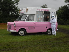 1976 Ford Transit Ice Cream Van