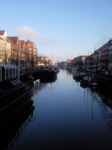 Christianshaven/Copenhagen