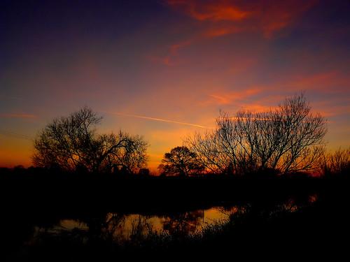 River Avon at dusk