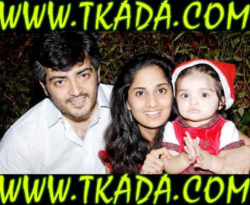 Ajith Daughter Anoushka First Birthday Celebration Photo Gallery Stills Wallpapers Images:::WWW.TKADA.COM