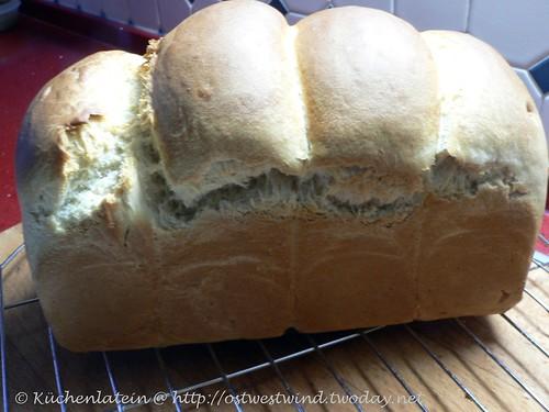 Toastbrot selbst gebastelt - kuechenlatein.com
