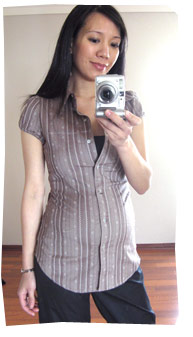 Outfit by Bump, Baby and Beyond