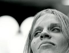 federica in prague (gianluca_cozzolino) Tags: world ladies portrait 35mm blackwhite reflex eyes nikon shadows prague emotion dia bn emotions nikonfm2 reportage twr analogic diapo gianluca cozzolino aplusphoto nikonblack gianlucacozzolino nikonanalogic