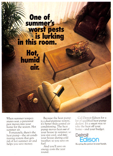 Vintage Ad #709: One of Summer's Worst Pests
