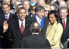 Inauguration Day (Obama's oath)