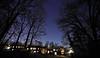 day (night) 22: night falls over suburbia (ehpien) Tags: usa canon suburbia maryland bethesda 1224mmsigma 5dmkii 220109 22january2009