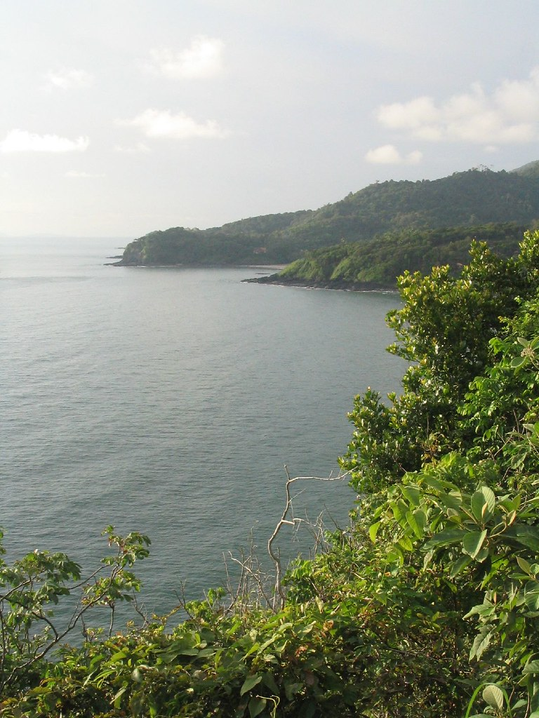 View of Koh Lanta from the southern end