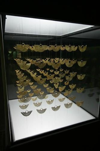 Museu de Oro (Gold Museum), Cartagena.