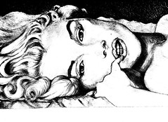 Marylin Monroe (kirstiepembroke) Tags: by pembroke marylin monroe kirstie
