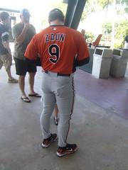 Gregg Zaun Catcher Baltimore Orioles (mattwieters66) Tags: baltimore catcher zaun orioles regg