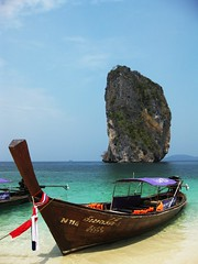 Railey Beach, Krabi, Thailand (J@ck329) Tags: beach canon thailand island ixus krabi poda raileybeach railey  canonixus 970 podaisland canonixus970 ixus970 wallpaperunited
