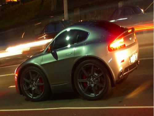 Mini Aston Martin V8 Vantage