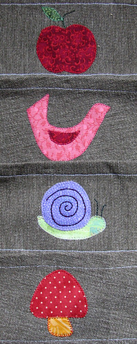 Fun With Machine Applique