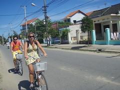 Bikes, Hoi An, Vietnam