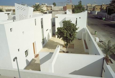 Villa Anbar Modern Saudi Arabian House Design by Peter Barber 2