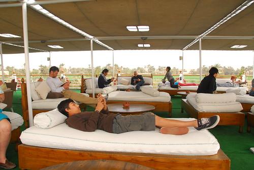 LND_3564 Nile Cruise
