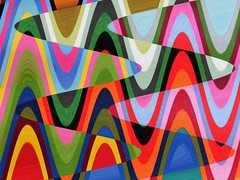 Sine wave (Marco Braun) Tags: abstract art kunst wave pop popart colored colourful coloured farbig welle bunt abstrakt sinus sine abstrait couleures