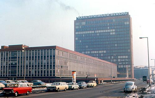 Berlin - Axel Springer Verlag