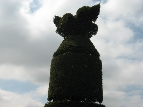 Topiary at Longwood Gardens