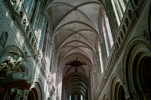 Bayeux Cathedral de Notre-Dame