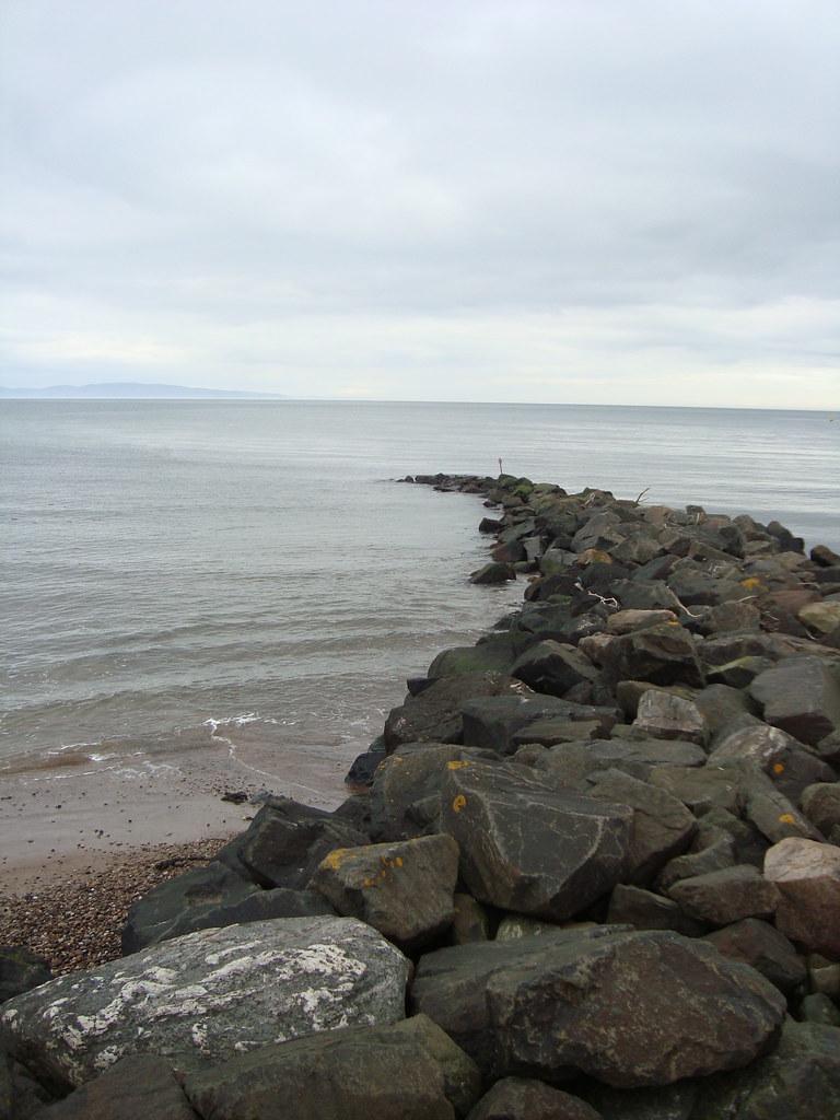 Cushendun Beach