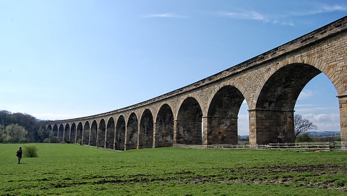 Wharfedale Viaduct Panorama
