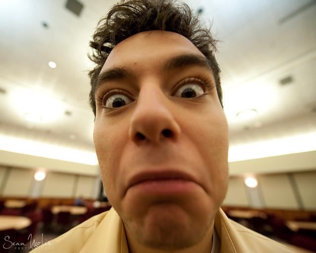 David Vint 14mm Crazy Portrait