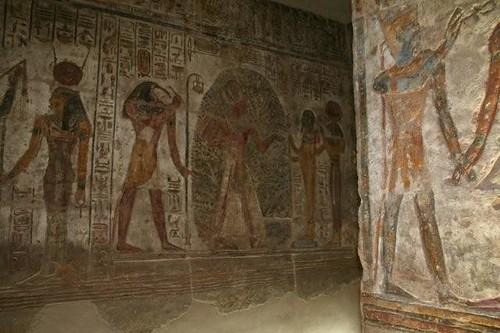 christine baumgartner age. egypt found Staff of age,
