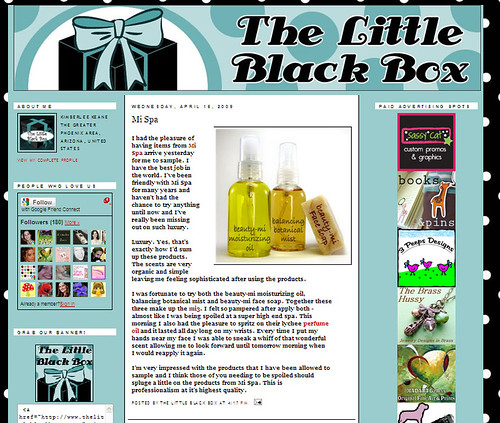 the little black box review