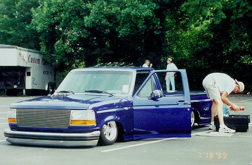 Lowered Slammed Bagged Quot Show Em Off Quot Page 2 Ford