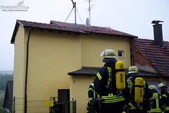 Zimmerbrand Auringen 18.04.09