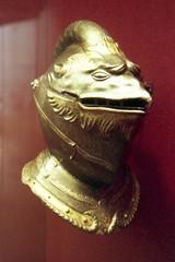 Parade close helmet (THoog) Tags: nyc newyorkcity newyork armor armour themet metropolitanmuseumofart armatura armadura armure rstung thoog