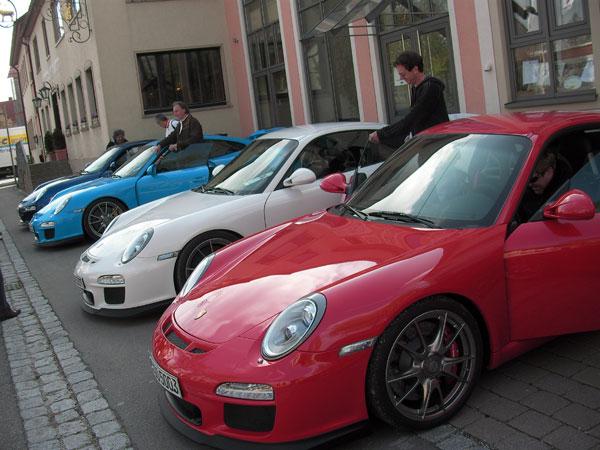 Rennteam 2.0 - EN - Forum - Riviera Blue 997.2 GT3 Pic - Page1