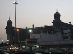 Mecca Mosque (jyoti pb) Tags: hyderabad charminar golconda
