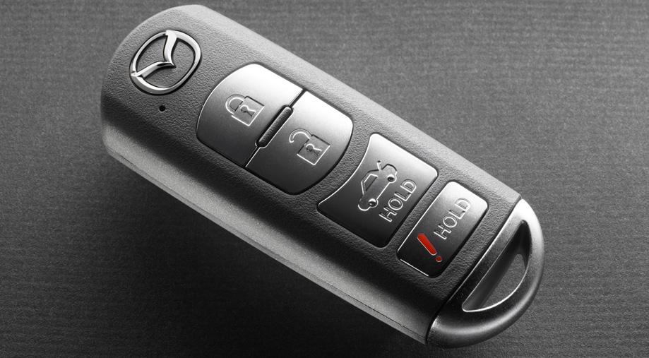 Mazda 3 Keyless Entry Start System
