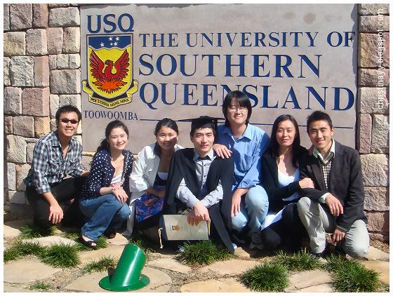 USQ Graduation Ceremony May, 2009